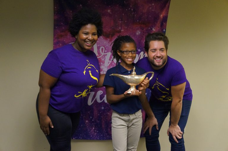 See UP Students on Kidsburgh with Aladdin Cast - image thumbnail