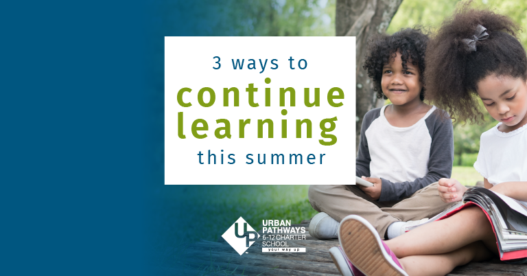 Three Ways to Continue Learning Over the Summer - image thumbnail