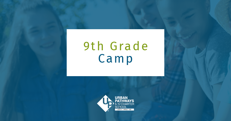Mark Your Calendars: 9th Grade Camp - image thumbnail