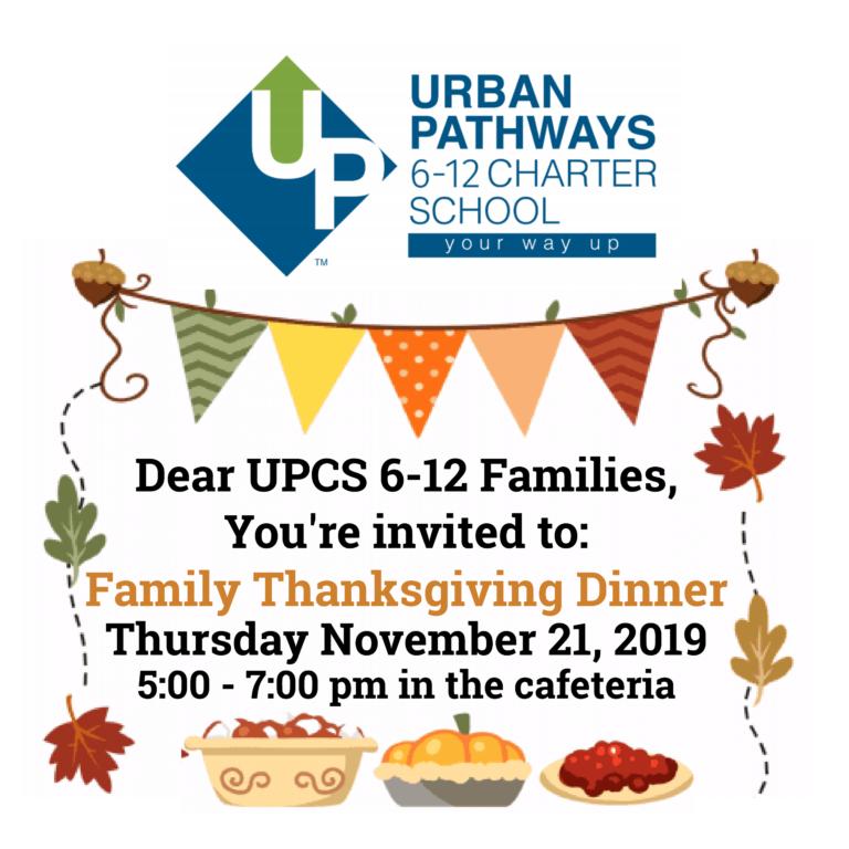 Family Thanksgiving Dinner 2019 - image thumbnail