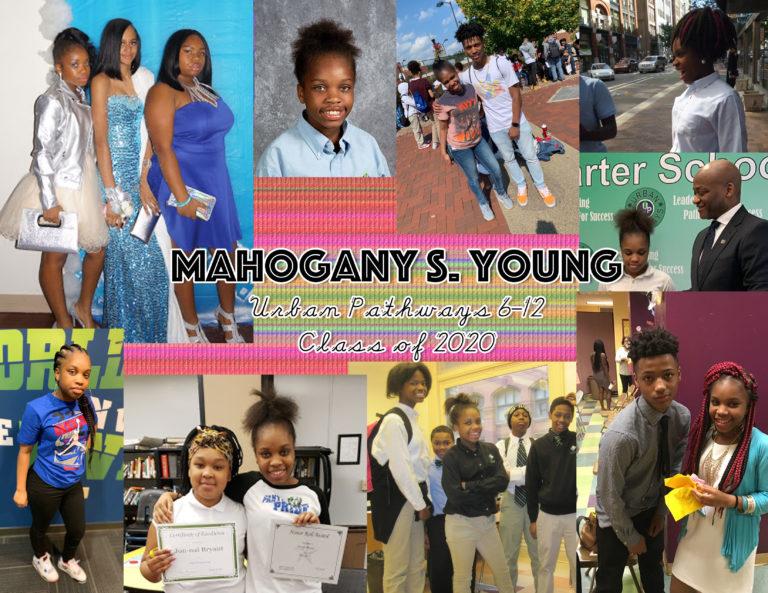 Celebrating Mahogany Young - image thumbnail