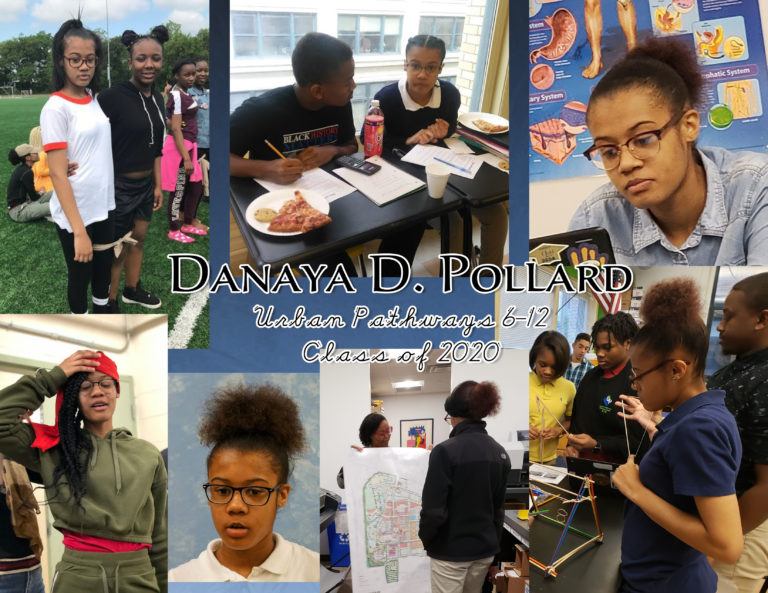 Celebrating Danaya Pollard - image thumbnail