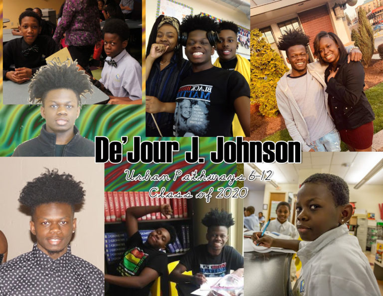 Celebrating De'Jour Johnson - image thumbnail