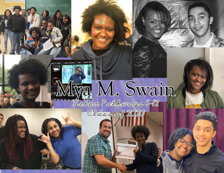 Celebrating Mya Swain - image thumbnail