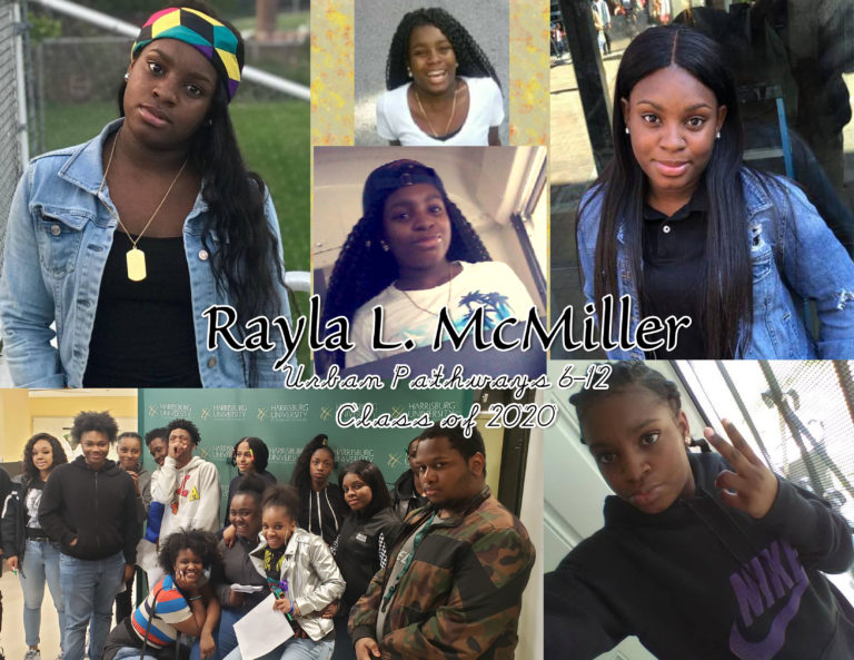 Celebrating Rayla McMiller - image thumbnail