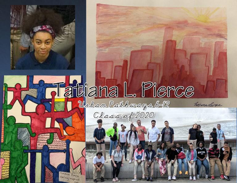 Celebrating Tatiana Pierce - image thumbnail