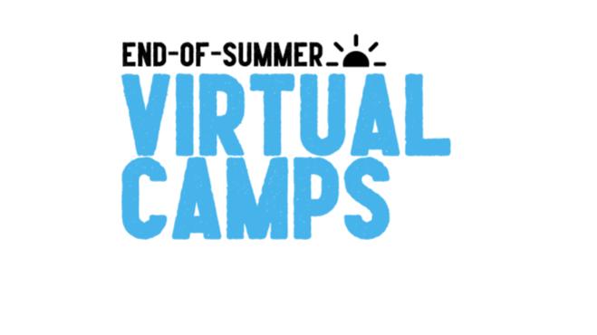End-of-Summer Virtual Camps - image thumbnail