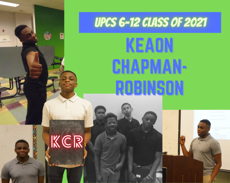 Senior Tribute – Keaon Chapman-Robinson - image thumbnail
