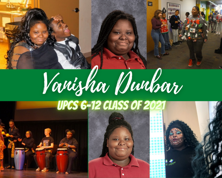 Senior Tribute – Vanisha Dunbar - image thumbnail