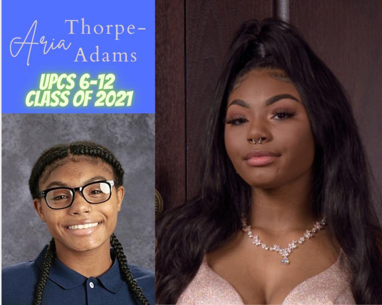 Senior Tribute – Aria Thorpe-Adams - image thumbnail