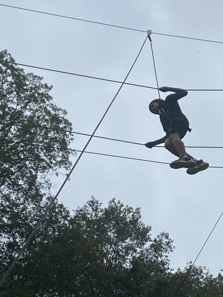 Teambuilding at Camp Guyasuta - image thumbnail